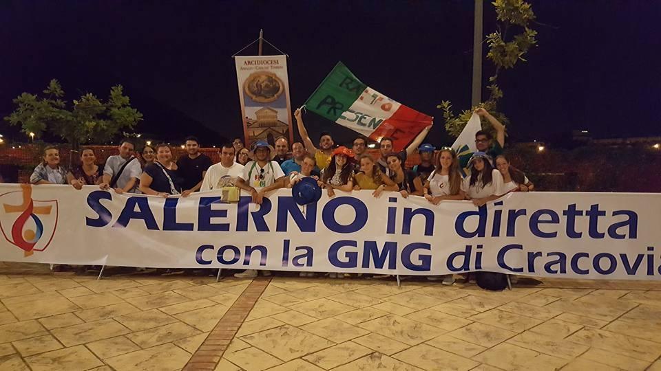 Salerno in diretta con la GMG di Cracovia