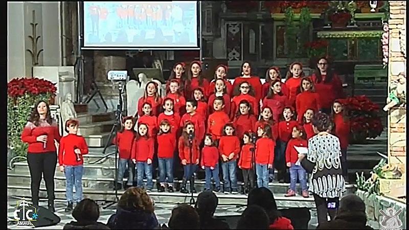 Amalfi Canta il Natale XXIV Il Piccolo-coro