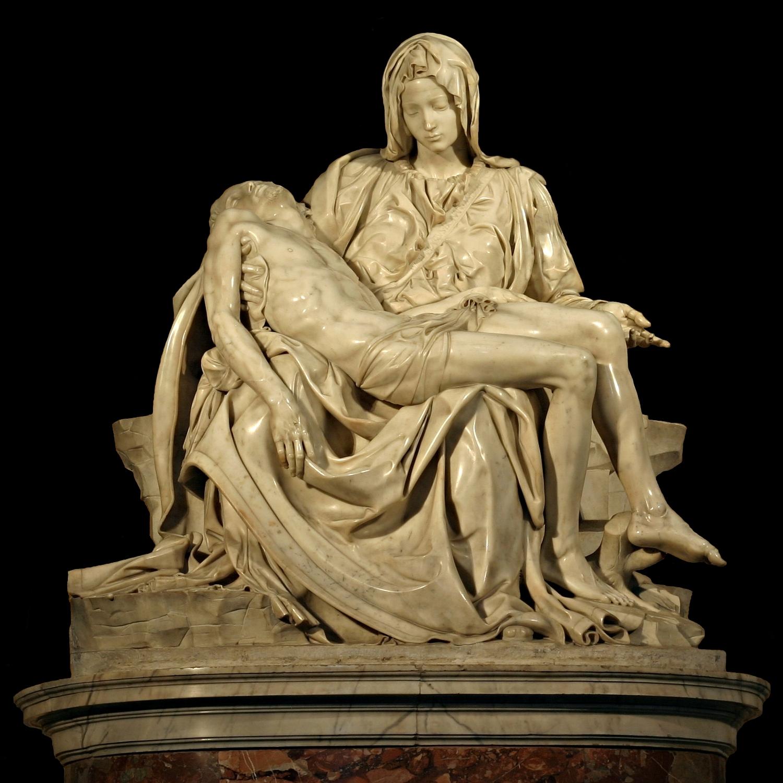 Pieta di Michelangelo Buonarroti