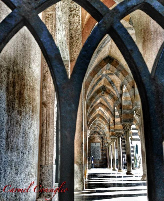 Amalfi Atrio Cattedrale