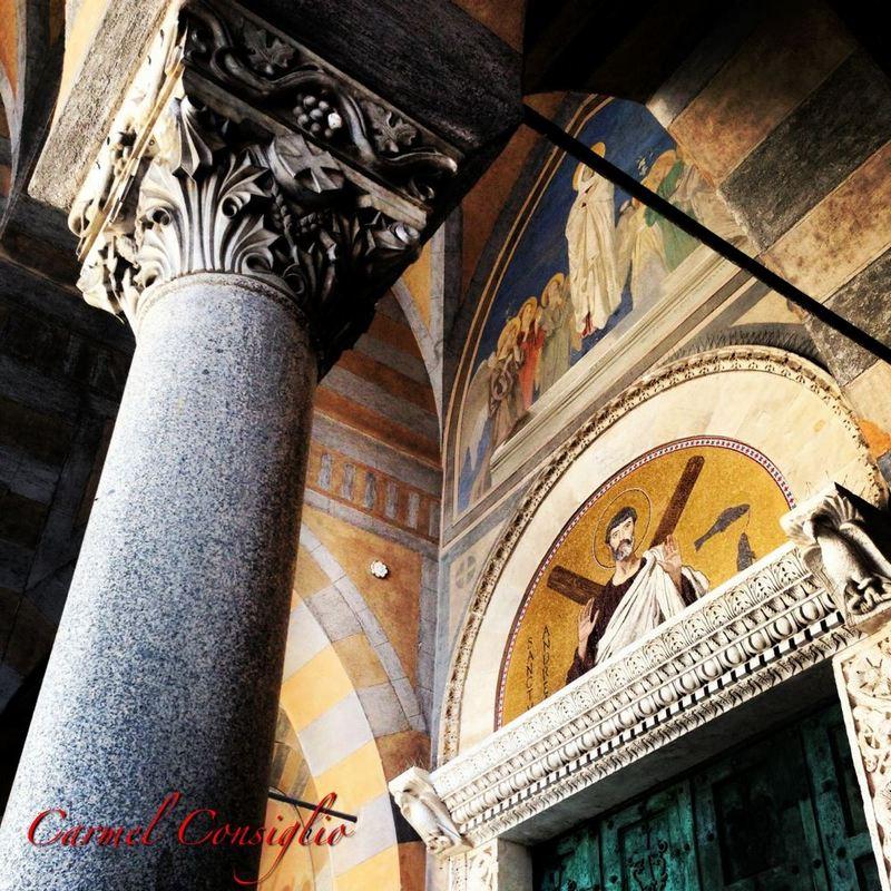 Amalfi  Cattedrale_portale