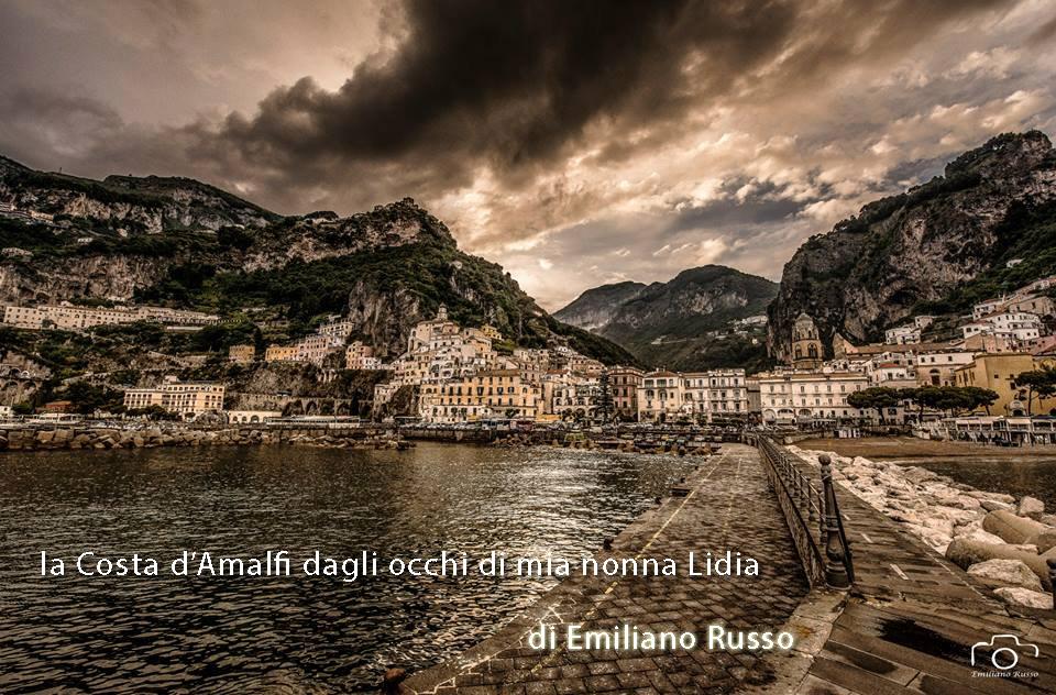 Amalfi in copertina