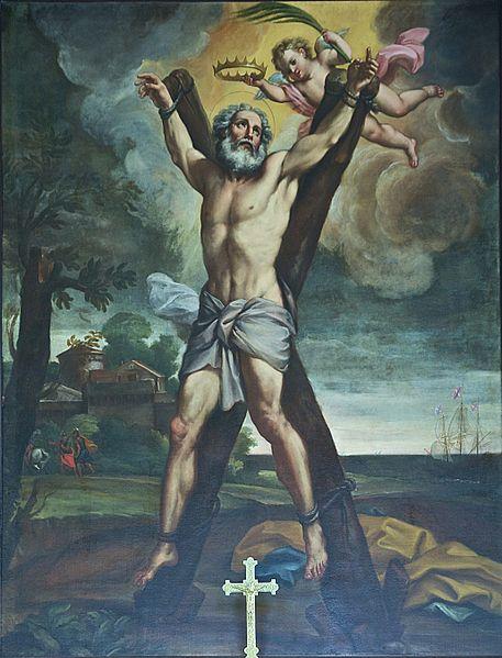 Crocifissione S.Andrea Parigi