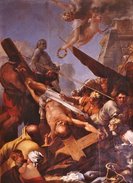 Crocifissione di S.Andrea