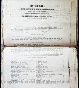 archivio amalfi comunale