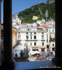 Piazza Atrio cattedrale Amalfi