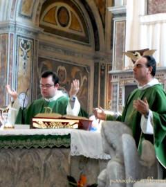 messa cattedrale amalfi