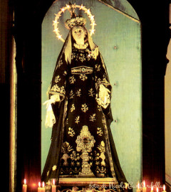 madonna addolorata Amalfi