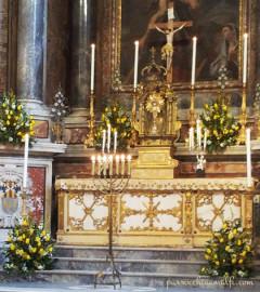 Cattedrale Amalfi sacramentato