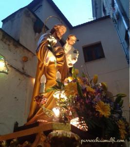 statua san giuseppe amalfi