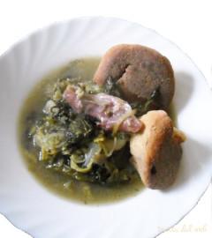 minestra maritata amalfi cucina