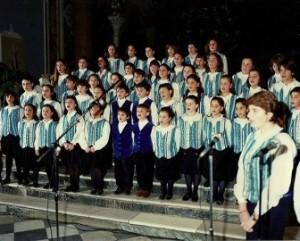 piccolo coro cattedrale amalfi