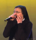 suor cristina talent show