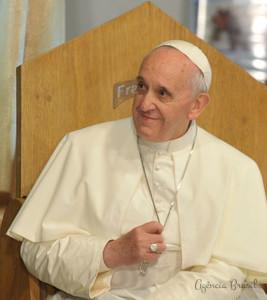 Papa Francesco - foto Agência Brasil - license c.c.