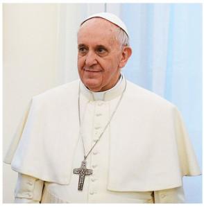 Papa Francesco - foto presidencia.gov.ar