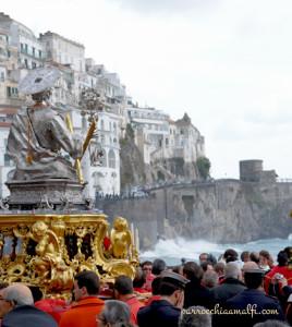 processione santo patroni di Amalfi