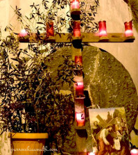 via crucis Amalfi