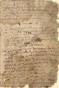 archivio parrocchiale Amalfi
