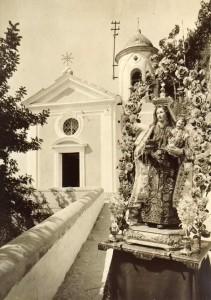 Madonna pino