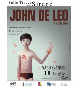 Amalfi John De Leo - Vago Svanendo