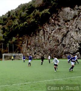 calcio Amalfi allievi regionali