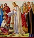 Gesù lebbrosi