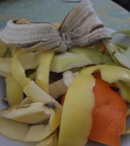 scarti frutta