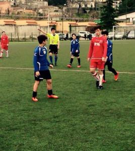 mini giovanissimi Amalfi sport