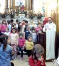 benedizione dei bambini