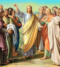 Gesù - Apostoli