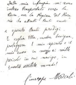 scritti di San Giuseppe Moscati