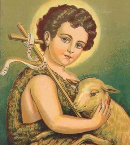 Natività del Battista