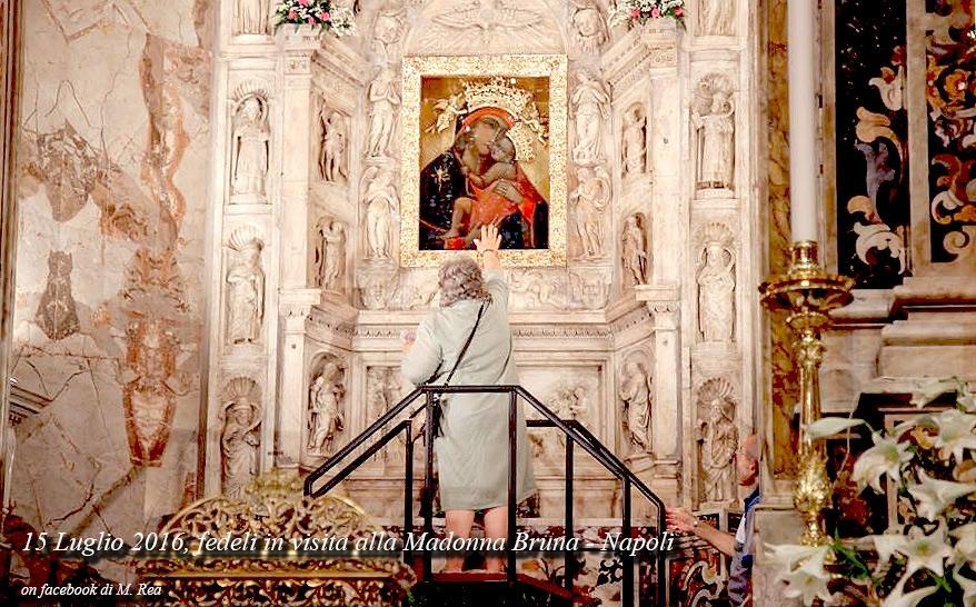 Madonna della Bruna - Napoli