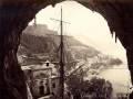 Amalfi Grotta del Cappuccini - fine 800