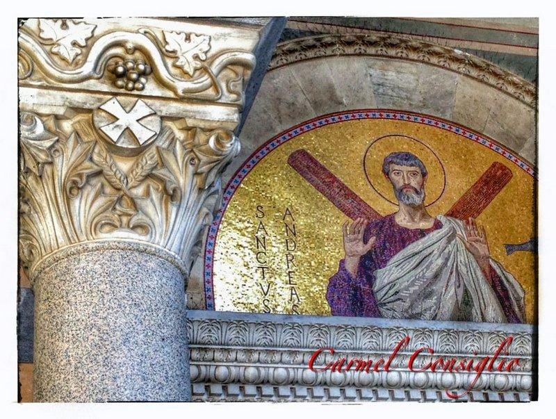 Amalfi Cattedrale_mosaico