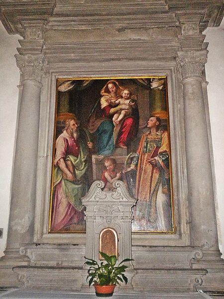 S. Andrea Badia di San Salvatore