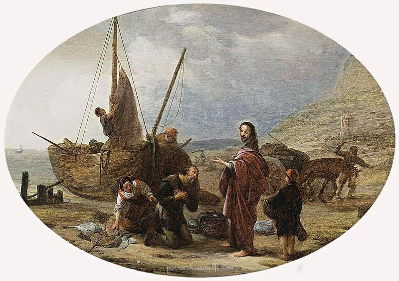 Jacob de Wet:The_Calling of St Peter and St Andrew