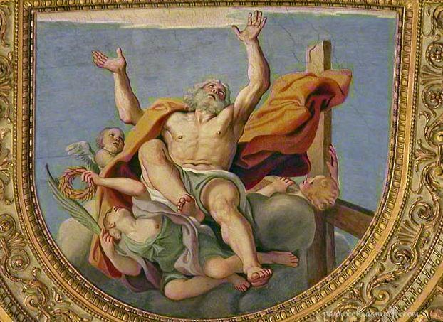 Chiesa Andrea Valle assunzione di S.Andrea