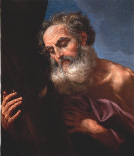 Giovan Battista Gaulli 1639 1709 Sant Andrea