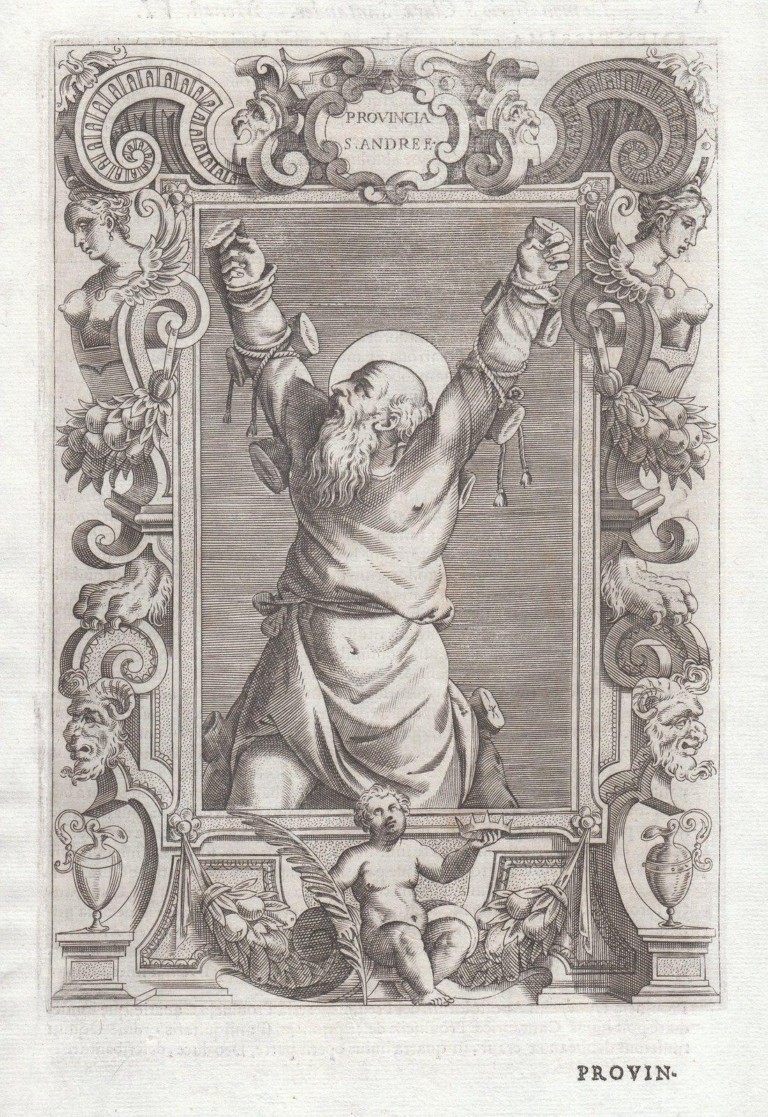 S.Andrea incisione