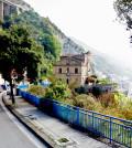 strada salerno frana
