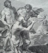 S. Andrea crocifissione