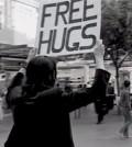 abbraccio libero - free Hugs
