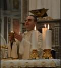 don Michele Fusco parroco Amalfi