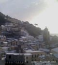 Amalfi nevicata